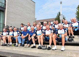 Der Seniorentreff der Radsportfreunde Münster