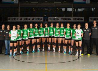 Die USC Damen - Foto: Hubertus Huvermann