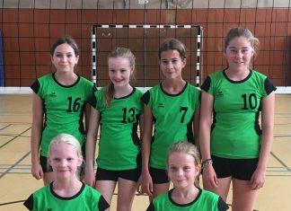 SC Westfalia Kinderhaus - Volleyball - U14-Mädchen
