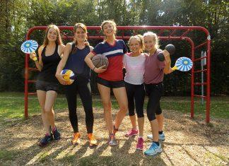 Das IoWiS-Team: Kristina Krämer, Laura Verweyen, Melanie Frischmuth, Phoebe Toennessen, Judith Appel (v.l.n.r.). Foto: FSV