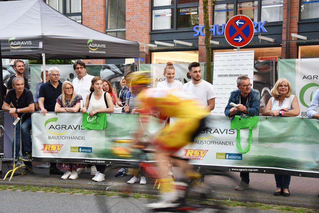 AGRAVIS-Cup – 88 mal um die Marktallee