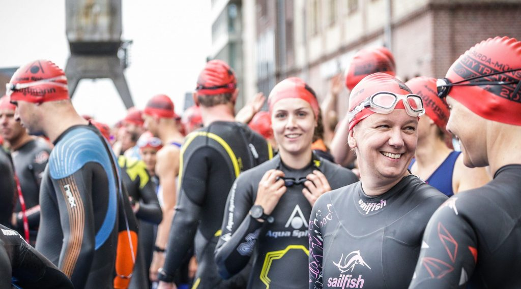 Sparda-Münster-City-Triathlon