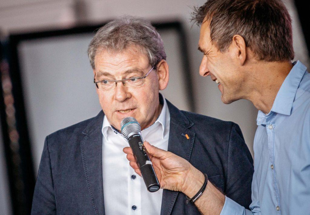Sparkassen Münsterland Giro, Rainer Bergmann Organisationsleiter