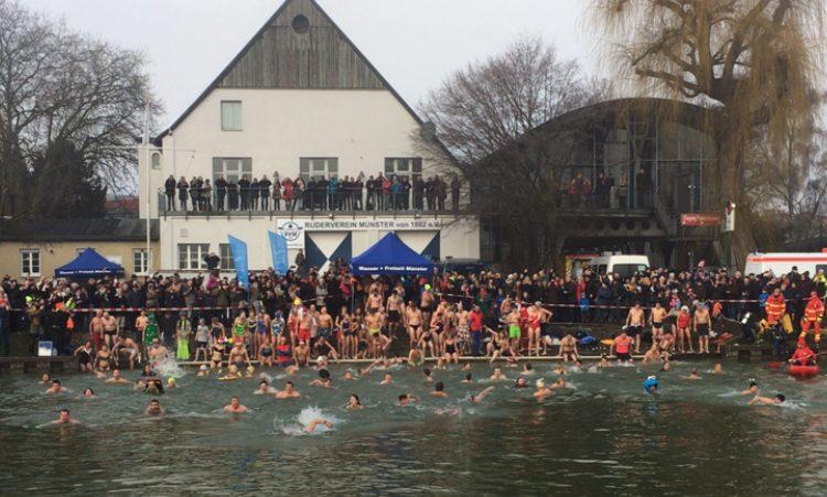 Neujahrsschwimmen 2020